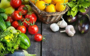 Овощи как соседи
