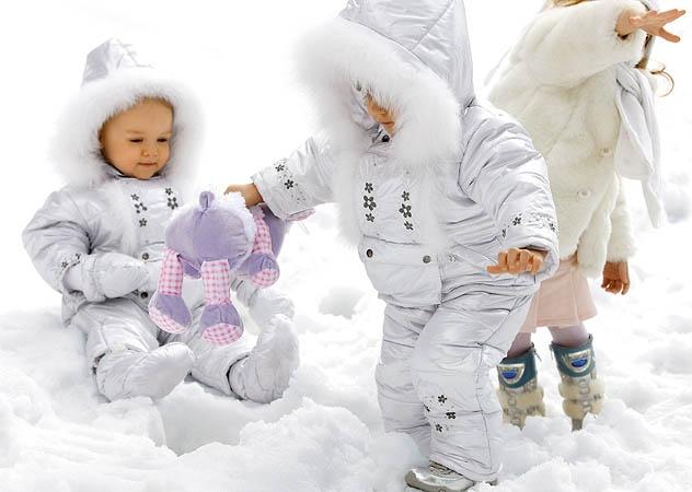 Детская одежда: как выбрать комбинезон ребенку?