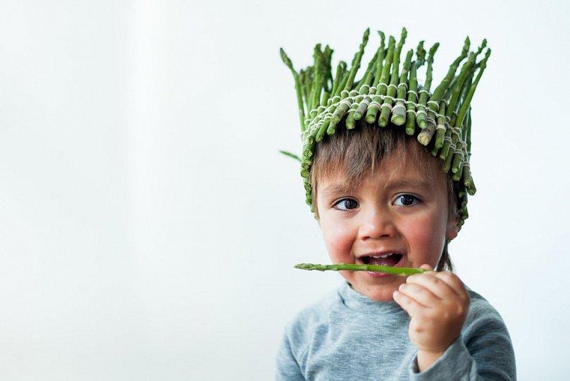 Спаржа для детей: супы и другие вкусные блюда правильного питания