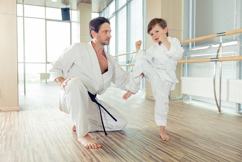 Боевые искусства для ребенка: за и против