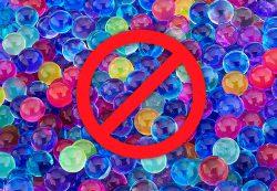 Эти гелевые шарики могут быть смертельно опасными для вашего ребенка