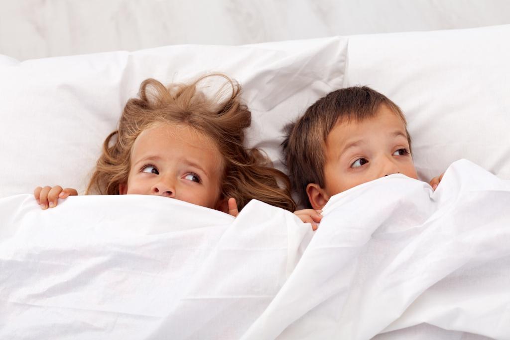Причины детских страхов и тревожности