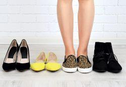 Здоровье ног: выбираем правильную обувь