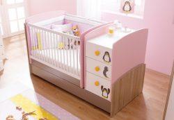 Какая мебель подойдет для новорожденного?