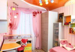 Какими должны быть занавески в детской комнате?