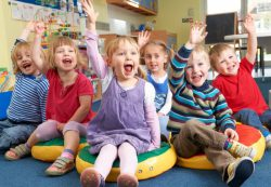 Преимущества частных детских садов