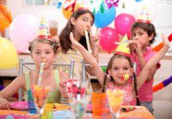 Где провести детский день рождения?