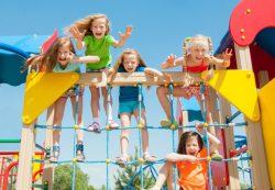 Как провести с детьми первые выходные лета