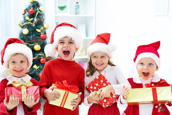 Выбор новогоднего подарка