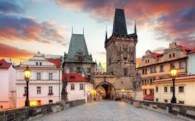 Экскурсионные туры в Чехию