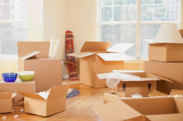 Организация квартирного переезда. Профессиональный подход по разумной цене