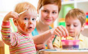 Значение игры в воспитании ребенка