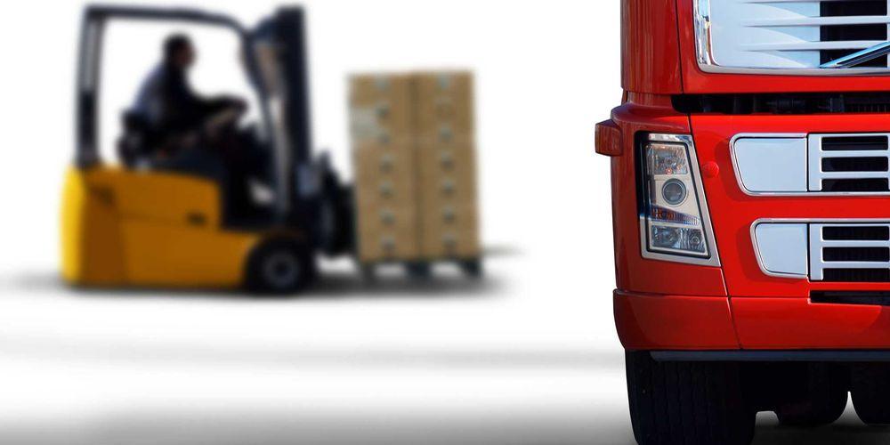 Услуги перевозок от транспортных компаний