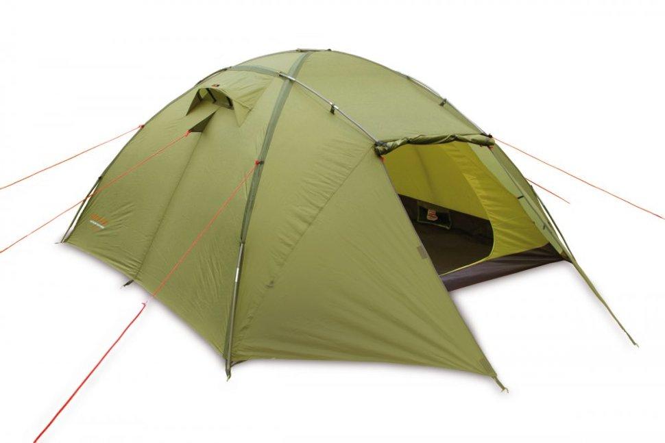Купить туристическую палатку — основу экипировки для походов