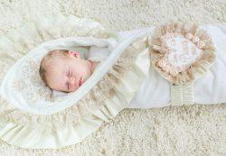 Как правильно подобрать детское одеяло для новорожденного