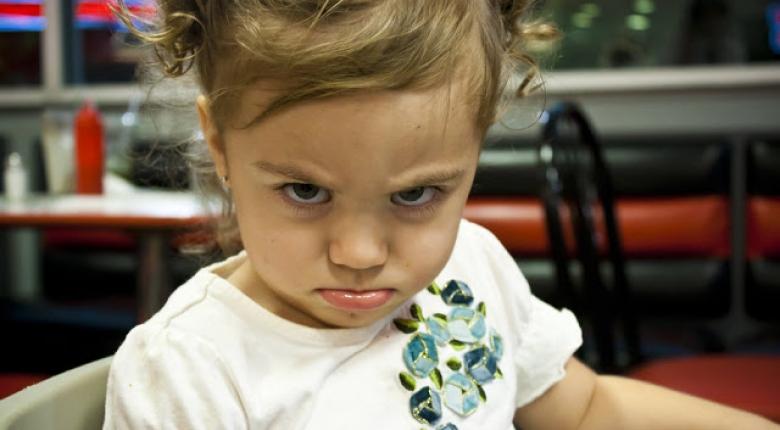 Как справиться с детской агрессией?