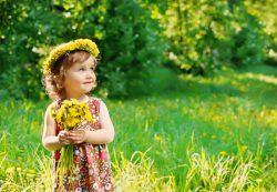 Витамины в рационе ребенка