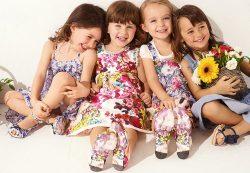 Покупка одежды для детей