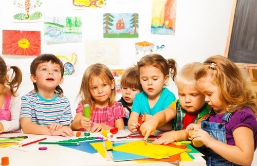 Помогите малышу адаптироваться к детскому саду