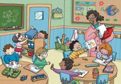 Выбор дошкольного заведения