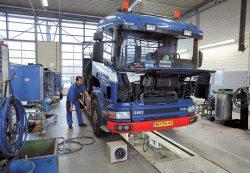 СТО Stocars произведет ремонт грузовых машин в кратчайшие сроки