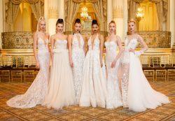 Как подобрать трендовое свадебное платье