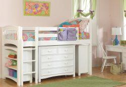 Разнообразные конструкции кроваток для детей