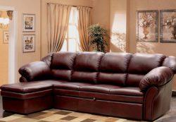 Как правильно выбрать мягкую кожаную мебель