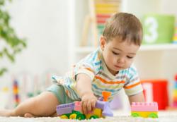 Интеллектуальное развитие малышей после года и сбалансированное питание