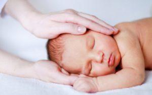 УЗИ мозга новорожденного