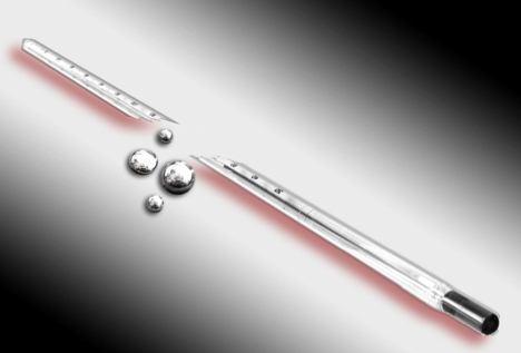 Что делать, если разбился ртутный термометр?