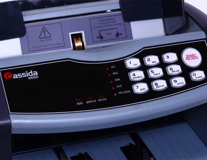 Надежная и универсальная банковская техника от компании TM Cassida