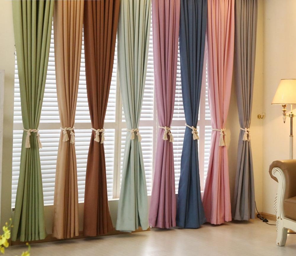 Шторы. Как сделать собственные шторы?