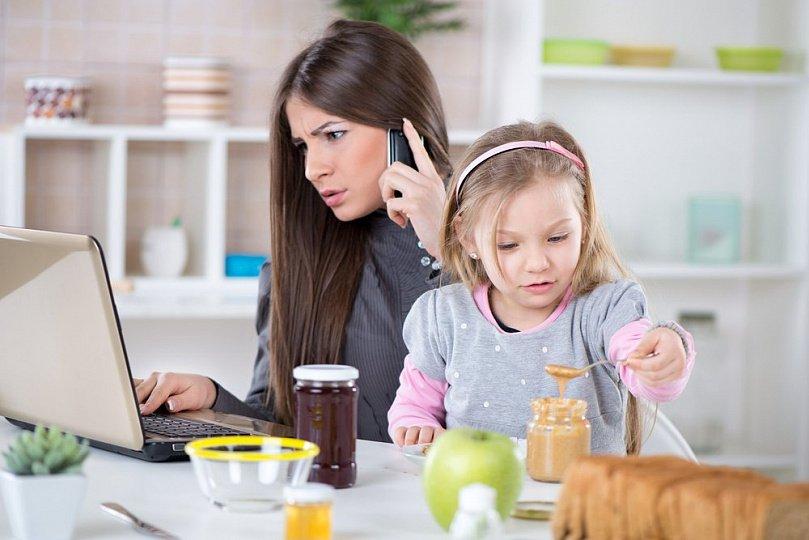Слишком занятые родители