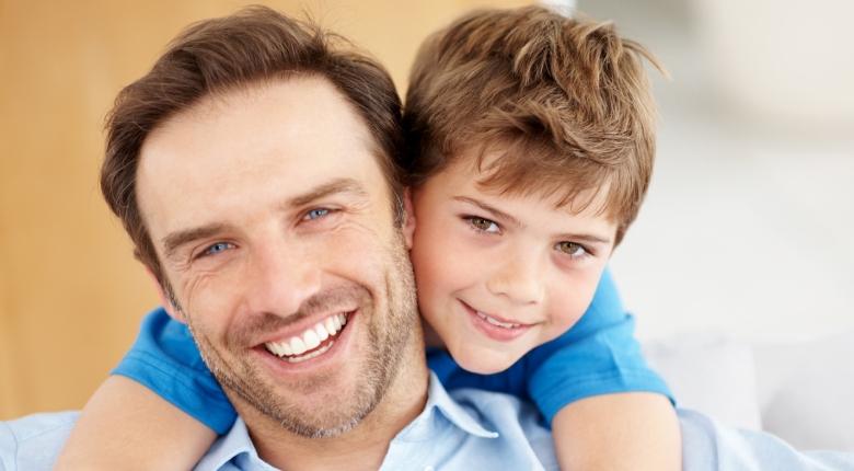 Почему ребенку нужен папа