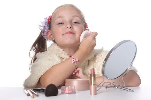 Детская косметика для самых маленьких