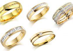 Красивое кольцо — мечта каждой женщины