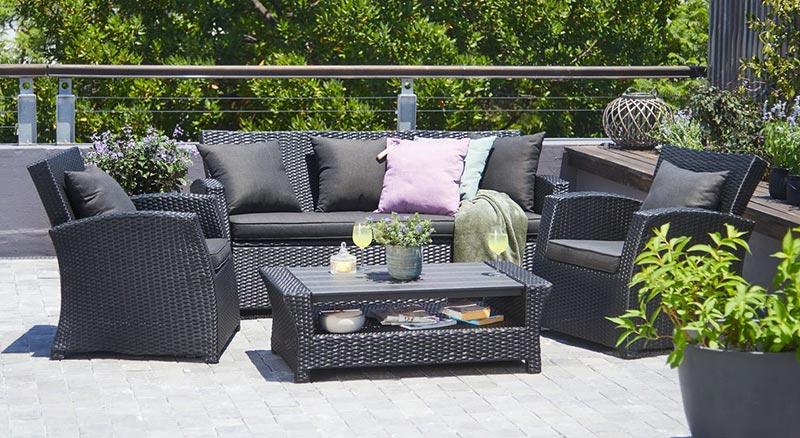 Мебель из ротанга – секрет популярности