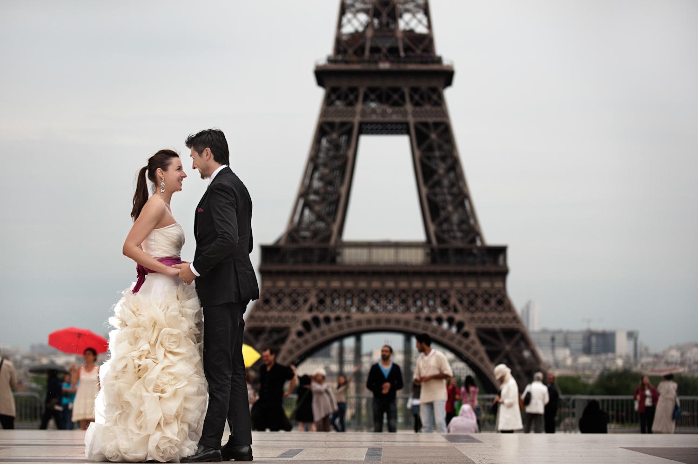 Традиции французской свадьбы