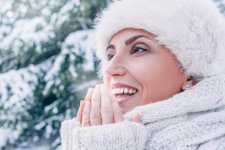 Защита кожи от холода натуральными средствами