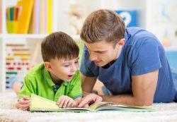 Воспитание ребёнка от двух лет до школьной поры