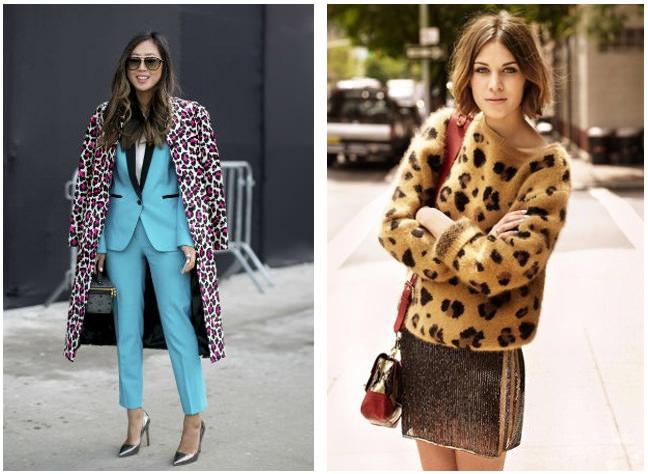 Как носить вещи с леопардовым принтом и не выглядеть вульгарно?