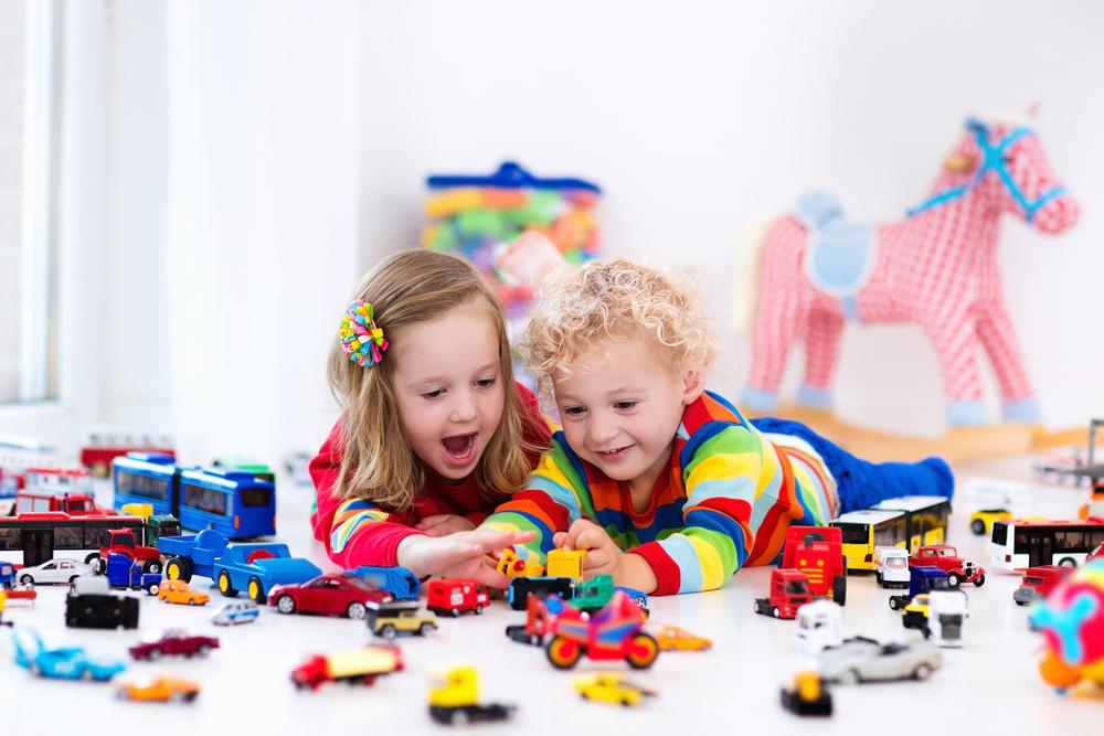 Игрушки в жизни детей