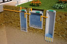 Экологически чистые септики от компании «ВодоВорот»