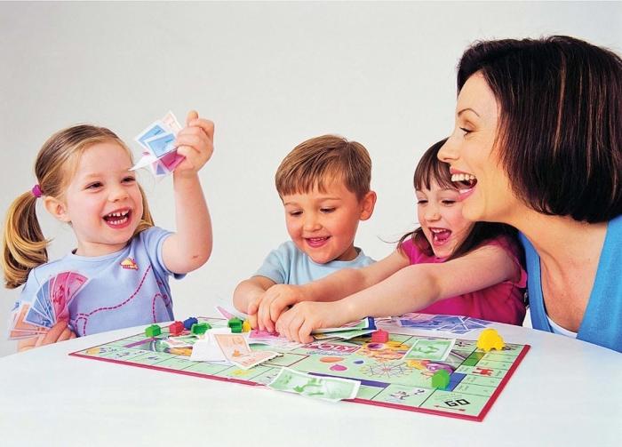 Польза настольных игр для развития ребенка