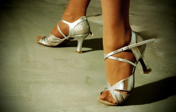 Как правильно выбрать туфли для бальных танцев