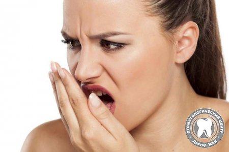 Что можно предпринять, если пахнет изо рта