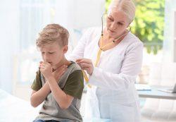 Магнитолазерная терапия в лечении бронхиальной астмы у детей