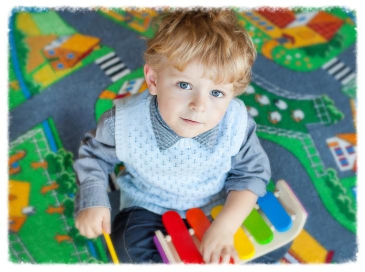 Календарь развития ребенка от 1 года до 2 лет: воспитание и психология детей
