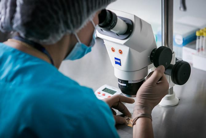 ДНК диагностика хромосомных заболеваний в лаборатории ИГР ЛАБ в Киеве